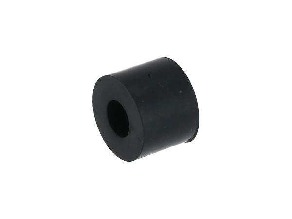 Lagergummi für Tankauflage, lang, Hauptrahmen vorn - Simson S50, SR4-1, SR4-2,  10071020 - Bild 1