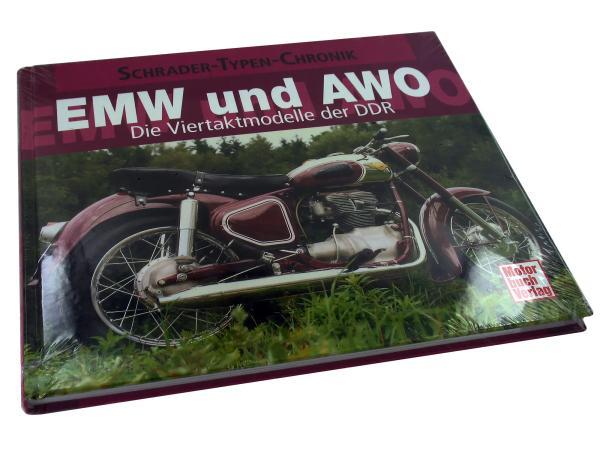 EMW und AWO - Die Viertaktmodelle der DDR - Frank Rönicke,  10044026 - Bild 1