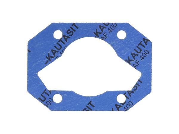 Tuning Zylinderfußdichtung aus Kautasit 1,0mm stark für Zylinderfuß - für Simson S51, SR50, SR80, S53, S70, S83, KR51/2 Schwalbe, DUO 4/2,  10069358 - Bild 1