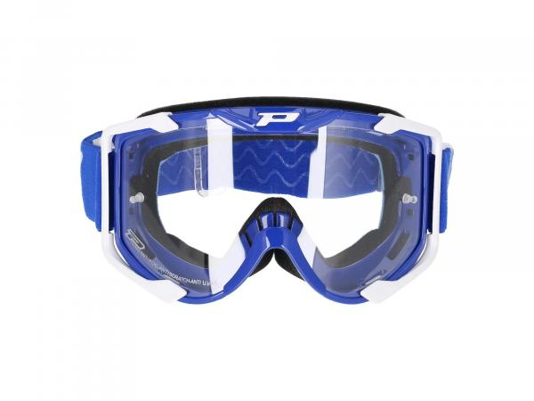 "Sportbrille PRO GRIP ""3400"", blau,  10062689 - Bild 1"