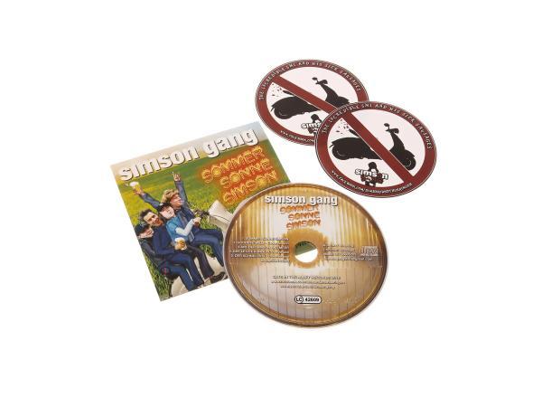 10066335 CD - Sommer Sonne Simson - SIMSON GANG - Bild 1
