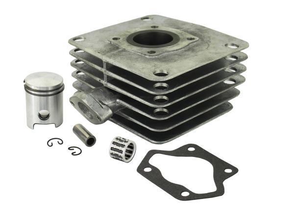 Set: 4-Kanal Zylinder + Kolben + Nadellager, 70ccm - für Simson S70, S83, SR80,  GP10002397 - Bild 1