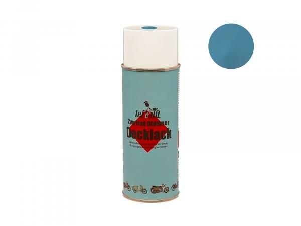 Spraydose Leifalit Decklack Kristallblau - 400ml,  10061696 - Bild 1