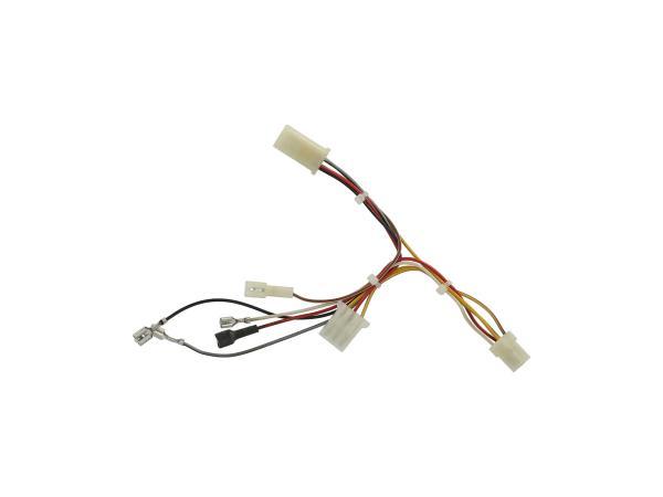 Kabelbaum PVL für Regler und Zündspule - Simson S51, S70, S53, S83, SR50, SR80,  10001903 - Bild 1
