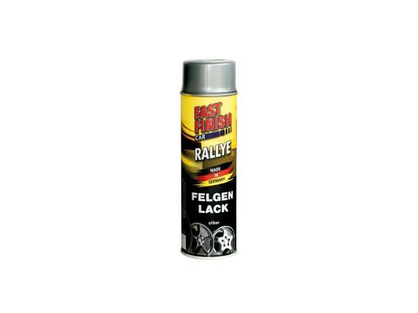 Fast Finish Car Felgenlack, silber - 500ml,  10064985 - Bild 1