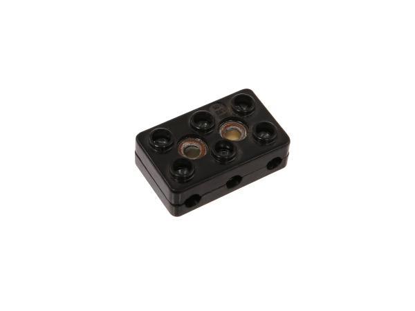 10057887 Leitungsverbinder (3-fach Belegung) für Schraubenanschluss* - Bild 1