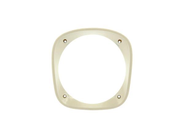10060932 Frontring/ Lampenring/ Blendrahmen für Reflektor ES175/2, ES250/2 - Elfenbein - Bild 1