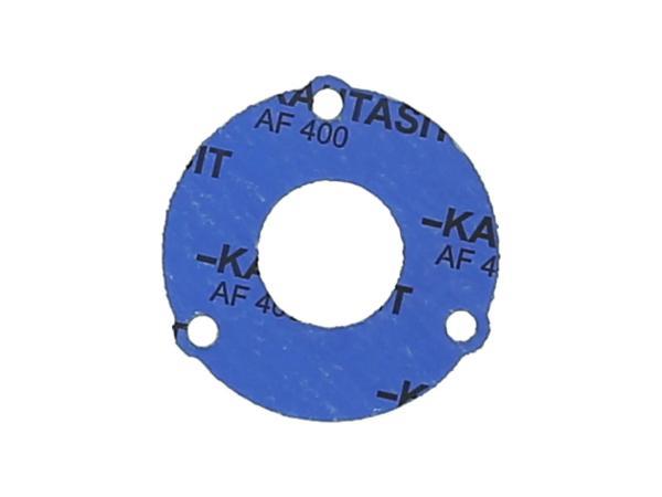 Dichtung aus Kautasit 1,0mm stark für Dichtkappe Abtriebswelle - für Simson S50, Schwalbe KR51/1,  10069220 - Bild 1