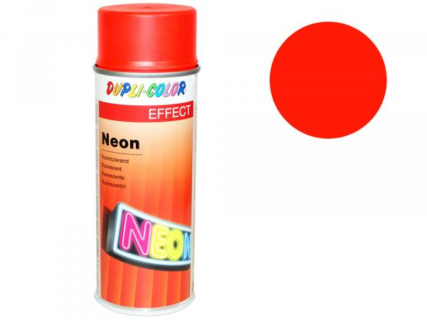 10064915 Dupli-Color Neon-Spray, signalrot - 400ml - Bild 1