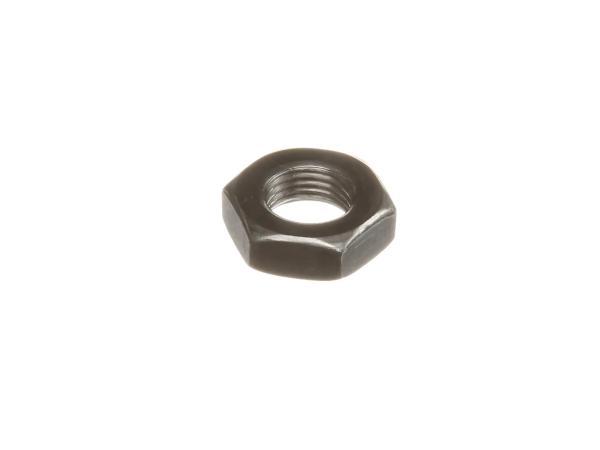 Sechskantmutter M10x1 niedrige Form, blank- DIN936,  10063214 - Bild 1