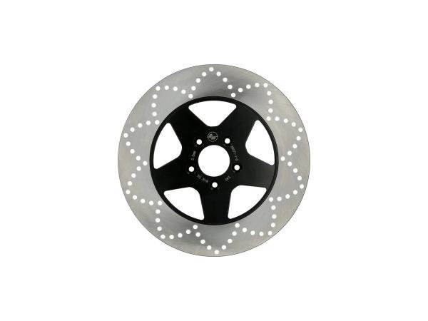 Bremsscheibe, Edelstahl ø240mm - Simson S53, S83, MS50, TS050, SC050, SR50X, SR80X, SRA50,  10070144 - Bild 1