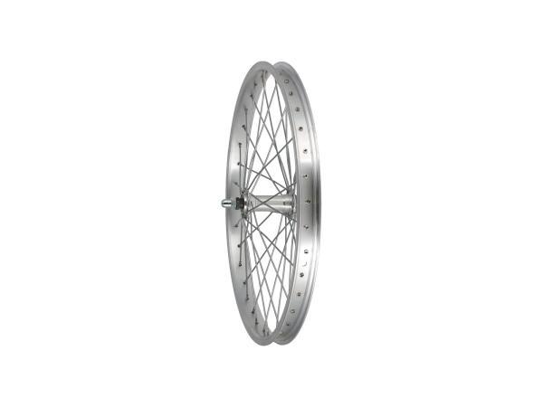 Speichenrad 1,20 x 16 - Aluminium, für Mopedanhänger,  10065820 - Bild 1