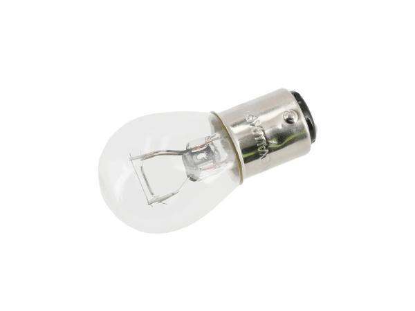 Kugellampe 12V 21/5W BAY15d von VEBCO,  10070080 - Bild 1
