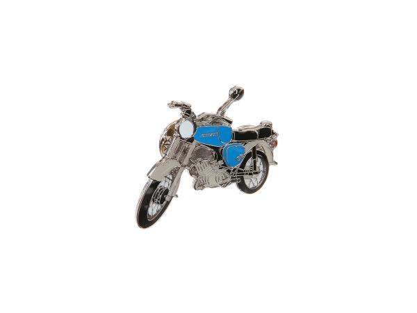 SIMSON-Pin S50 in Blau,  10066106 - Bild 1
