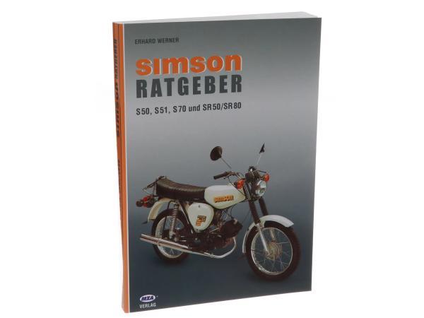 "Buch - ""SIMSON RATGEBER"",  10002772 - Bild 1"
