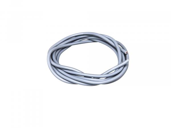 10001766 Kabel - Grau 0,50mm² Fahrzeugleitung - 1m - Bild 1