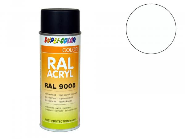 10064889 Dupli-Color Acryl-Spray RAL 9016 verkehrsweiß, seidenmatt - 400 ml - Bild 1