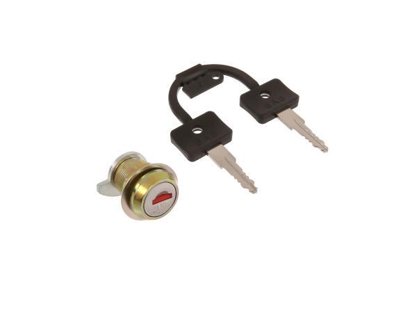 Werkzeugkastenschloss - Simson S50, S51, S70,  10001564 - Bild 1