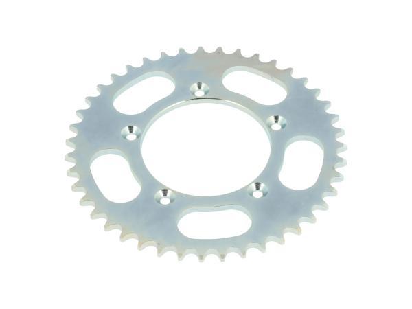 Zahnkranz für Kettenrad-Mitnehmer, 43 Zahn - Simson S53, MS50, SR50,  10065257 - Bild 1