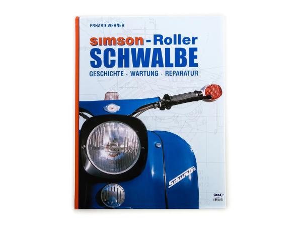 """10002765 Buch - """"Simson-Roller Schwalbe"""" - Bild 1"""