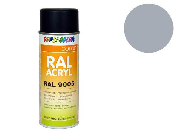Dupli-Color Acryl-Spray RAL 9006 weißaluminium,  seidenmatt - 400 ml,  10064882 - Bild 1