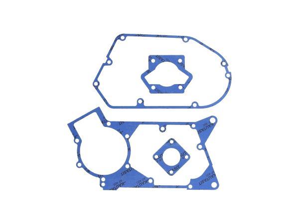 Dichtungssatz aus Kautasit Motortyp M500 - für Simson S51, SR50, S53, KR51/2 Schwalbe, DUO 4/2,  10069352 - Bild 1