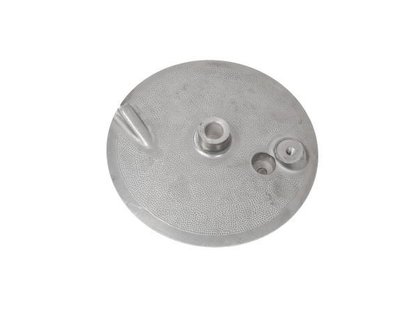 Bremsschild/ Gegenhalter (roh) (Trommelbremse, vorn) ETZ 250,251/301,  10060566 - Bild 1