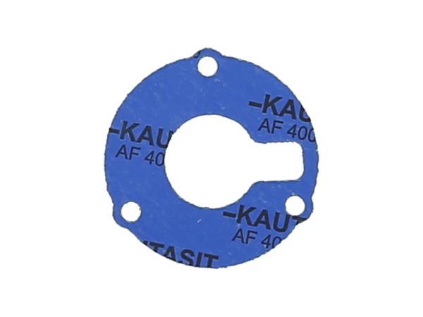 Dichtung aus Kautasit 1,0mm stark für Dichtkappe Kurbelwelle - für Simson S50, Schwalbe KR51/1,  10069221 - Bild 1