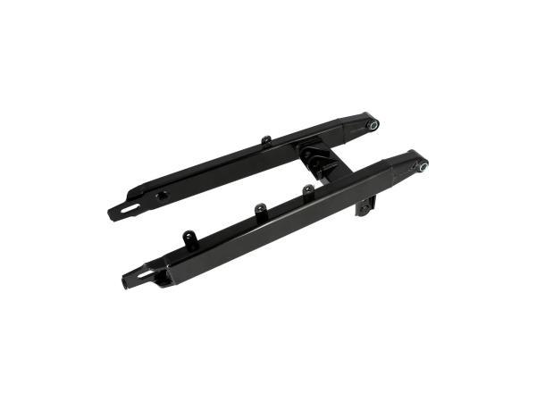 Kastenschwinge Schwarz, für Zentralfederbein-Ausführung - Simson Sperber MS50,  10003977 - Bild 1