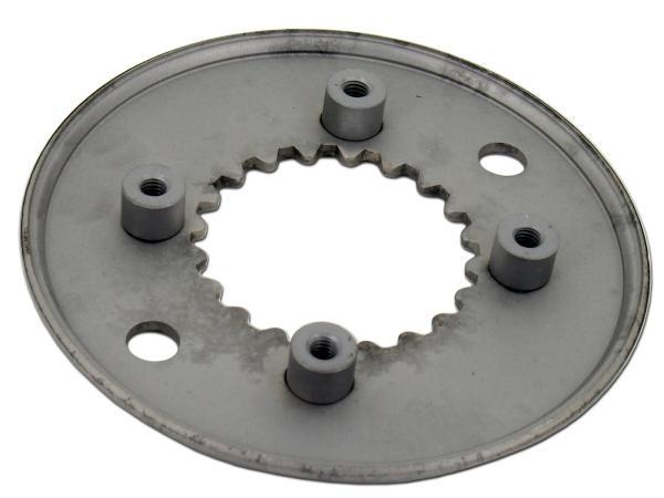 Kupplungsplatte, 4 Noppen-Ausführung,  10002455 - Bild 1