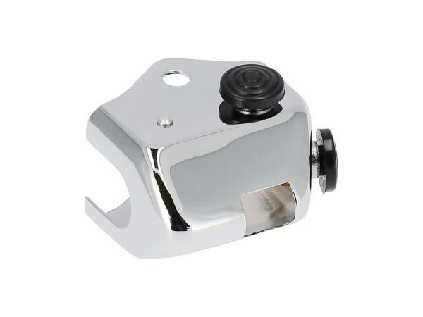 Kappe (Chrom) für Abblendschalter - für Simson S50,  10070288 - Bild 1