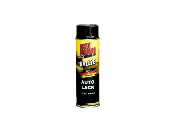Fast Finish Car Autolack, schwarz, glänzend - 500ml,  10064984 - Bild 1