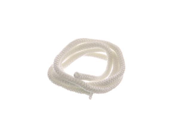 10063894 Asbestschnur - Ersatz / Glasfaserschnur zur Klemmschelle für Schalldämpfer ø 6 mm (geschnitten 1m ) - SR1,SR2, KR50/51, pass. für AWO - Bild 1