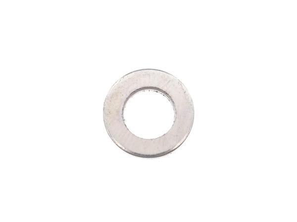Scheibe - A6 Unterlegscheibe 6,4 verzinkt, Form A, DIN 125,  10002165 - Bild 1