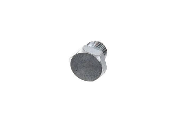 10055235 Ölablassschraube, mit Magnet - für Simson S51, S53, S70, S83, KR51/2 Schwalbe, SR50, SR80 - Bild 1