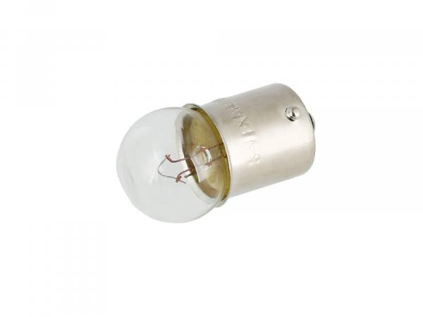 Kugellampe 12V 5W BA15s von VEBCO,  10070083 - Bild 1