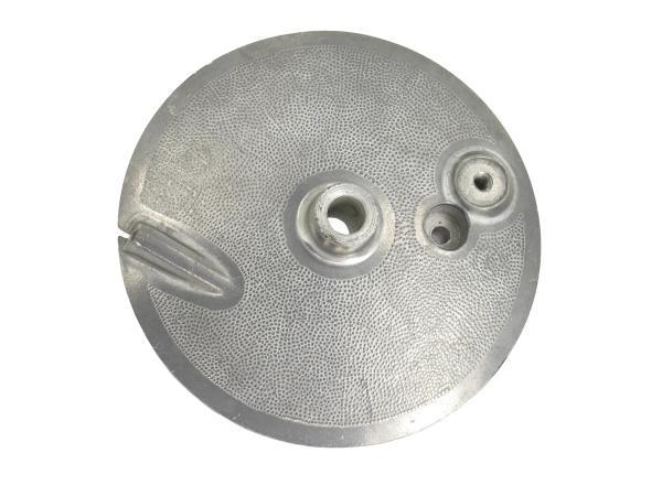 Bremsschild vorn, mit Bremslichtkontakt - für MZ ETZ 250,  10044096 - Bild 1