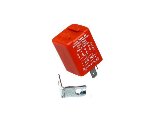 10013220 Spezial-Blinkgeber für LED-Blinker, Leistung 1 - 30 W - Bild 1