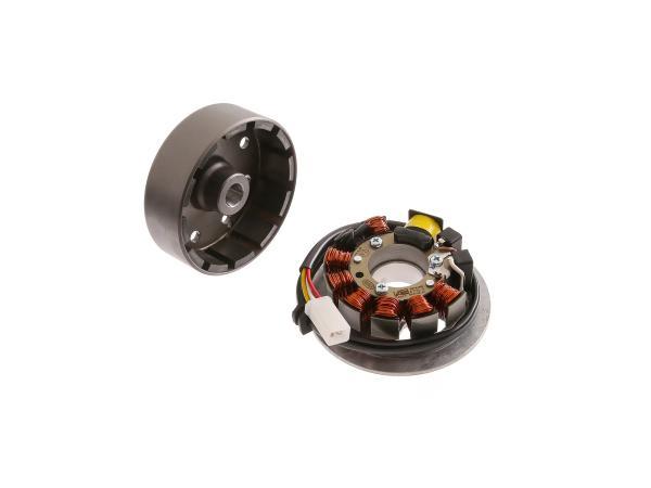 Zündanlage VAPE A70-5 (Stator+Rotor),  10060421 - Bild 1