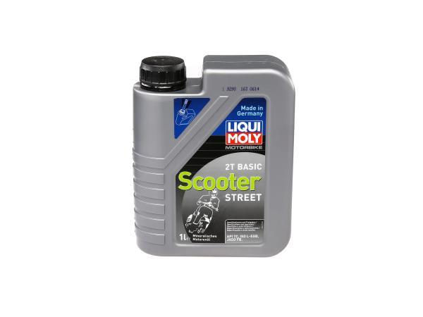 10055352 Motorenöl 2-Takt - 1 Liter - Liqui Moly* - Bild 1