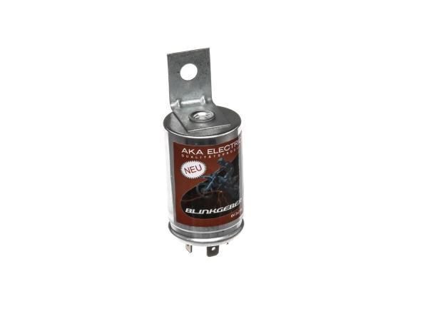 Blinkgeber 6V 21W - für Simson S50, S51, S70 - MZ TS,  10016648 - Bild 1
