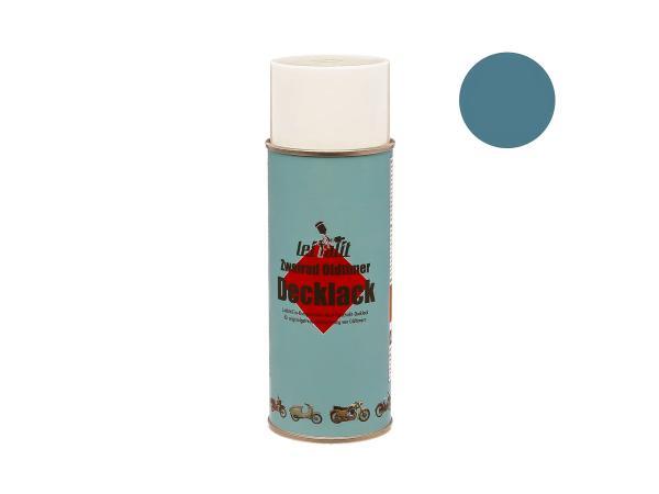 Spraydose Leifalit Decklack Gletscherblau - 400ml,  10061690 - Bild 1