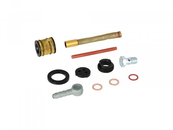 Set: Reparatur für Oldtimer-Benzinhahn - für Simson AWO-Touren, AWO-Sport - MZ BK350, RT125 - IWL SR56 Wiesel, SR59 Berlin, TR150 Troll,  10068779 - Bild 1