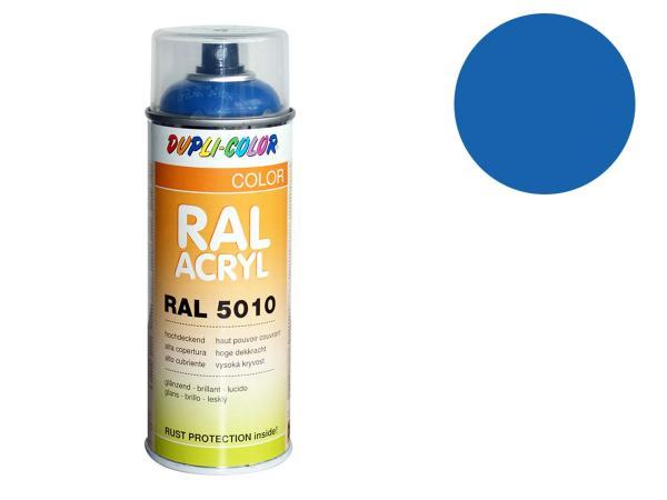Dupli-Color Acryl-Spray RAL 5015 himmelblau, glänzend - 400 ml,  10064800 - Bild 1