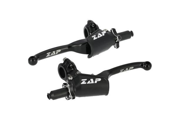 Set: ZAP V.2X Kupplungs- und Bremsarmatur, Schwarz,  GP10000712 - Bild 1