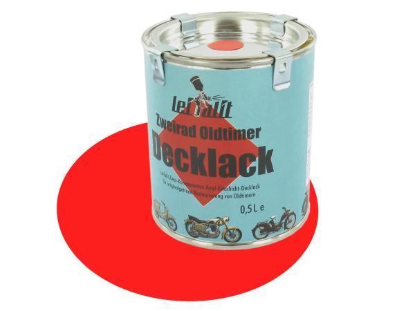 Lackfarbe 2K Leifalit Flammrot - 500ml,  10021098 - Bild 1