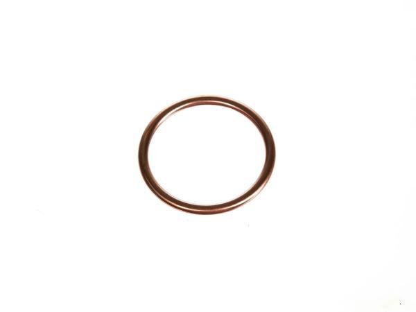Krümmerdichtung 28x34 Kupfer - DIN7603,  10000283 - Bild 1