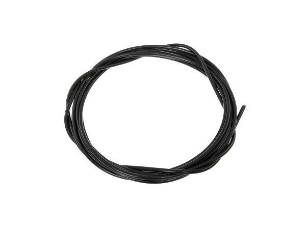 Bowdenzughülle schwarz Ø3,0mm (5 Meter) - für MZ, AWO, IWL, EMW, RT,  10058147 - Bild 1