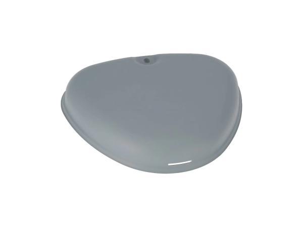 Seitendeckel rechts, grau grundiert - für Simson S50, S51, S70,  10069811 - Bild 1