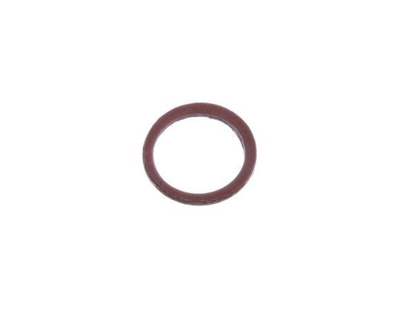 10056666 Dichtring Ø12x16 Fiber für Benzinhahn passend für AWO - Bild 1